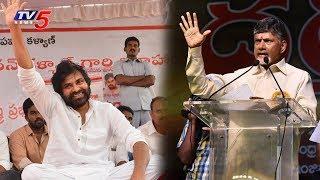 CM Chandrababu response on Pawan Hunger Strike..