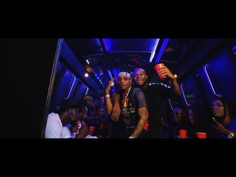 King Promise & Wizkid - Tokyo [Official Video]