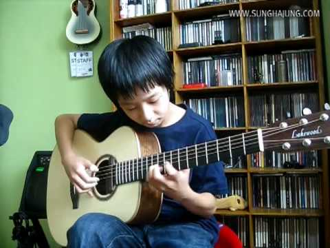 (Frankie Valli) Can't_Take_My_Eyes_Off_Of_You - Sungha Jung
