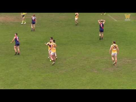 #32 Jake Riccardi Highlights vs Coburg