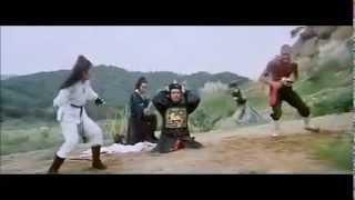 18 Bronzemen (1976) - Final Fight