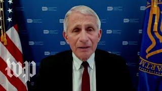 Fauci says delta variant is 'greatest threat' to eliminating coronavirus in U.S.