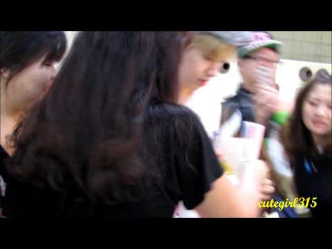 (fancam) 130729 Kangin, siwon, ryeowook and henry at gimpo airport back from tokyo