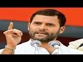 Rahul Gandhi Criticizes Narendra Modi