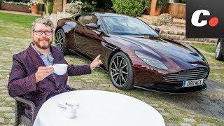Aston Martin DB11   Prueba / Test / Review en español   coches.net