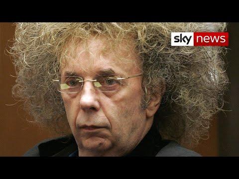 Phil Spector: Jailed ex-music producer dies
