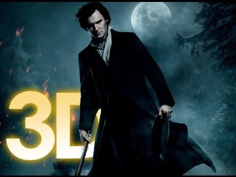 Abraham Lincoln: Cazador de Vampiros ~ Trailer 2 Oficial Subtitulado Latino ~ FULL HD 3D