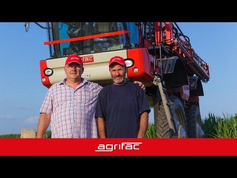 Felhasználói élmény Agrifac Condor ClearancePlus Hercegrét