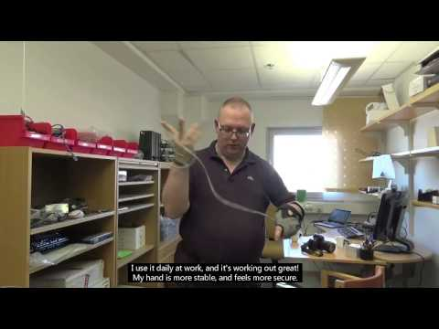 SEM™Glove user stories- Lage