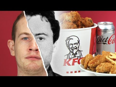 TRYING DEATH ROW FOOD - FAMOUS LAST MEALS