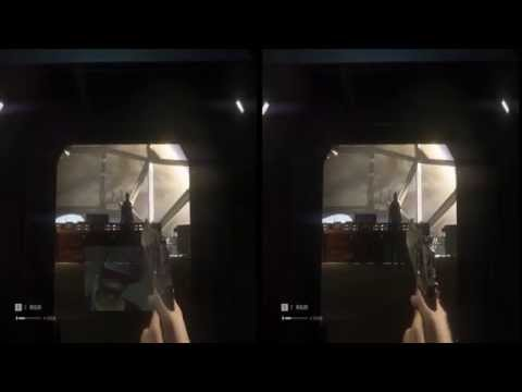 Alien Isolation Oculus Rift DK2 Zeiss Head Tracking part V : Of Droids & Men