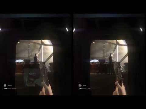 Alien Isolation Oculus Rift DK2 Zeiss Head Tracking part V : Of Droids & Men