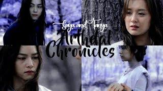Arthdal chronicles   Saya x Tanya «I should have never met you»