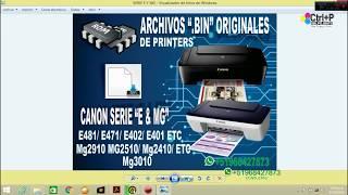 canon service tool v5103 crack download - PrinterSolution
