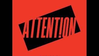 Charlie Puth - Attention (Isolated Vocals)