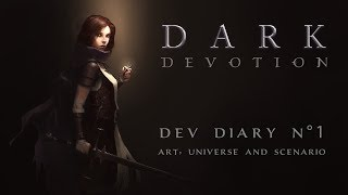 Dev Diary #1 - The Universe, Art, and Scenario preview image