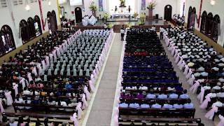 Video Giáo xứ Bùi Môn mừng kỷ niệm 60 năm thành lập.