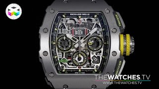 The New RM11-03 by Richard Mille