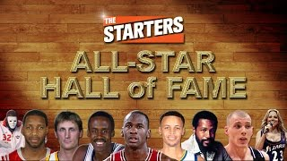 All-Star Hall Of Fame - The Starters