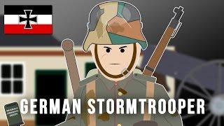 German Stormtrooper (World War I)