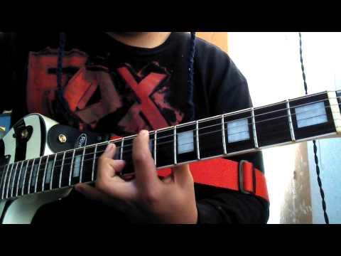 Blame Me- Molotov (Randy Ebright) (cover guitar)