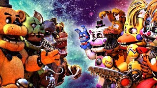 Top 10: Best Five Nights at Freddy's FIGHT Animations 2019 (KILL FNAF VS Animations)