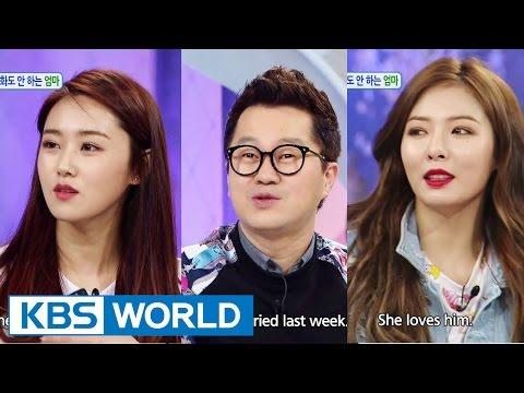 Hello Counselor - Hyuna, Gayoon, Ji Sangryeol  & Seok Juil (2015.03.02)