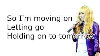 Hannah Montana Forever - Wherever I Go With Lyrics On Screen + DOWNLOAD LINK