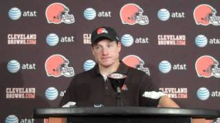 Browns coach Eric Mangini