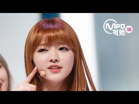 [Fancam] Yooah of OH MY GIRL(오마이걸 유아) Liar Liar @M COUNTDOWN_160331EP.51