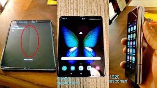 Samsung Galaxy Fold Real World Hands On!