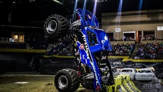 BIGFOOT Wheelie-Race-Freestyle Crash - Beaumont, TX Feb 2016 - BIGFOOT 4x4, Inc.
