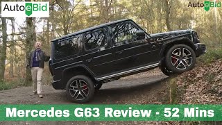 Mercedes G63  2019 Detailed Review (52 mins) - G Class Wagen