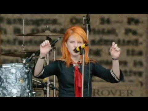 🔴 Paramore: Decode [LIVE IN JAPAN 2009 | SUMMER SONIC] 🔴