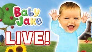 BABY JAKE FULL EPISODES LIVE | YACKI YACKI YOGI SONG