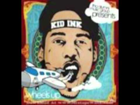11. Tuna Roll - Kid Ink (Wheels Up Mixtape)