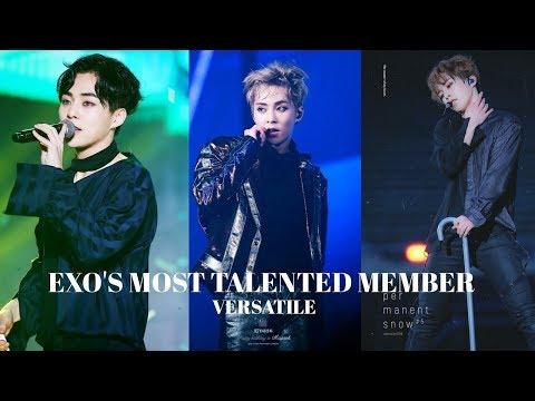 EXO's Most Talented Member | Versatile (Pt3)