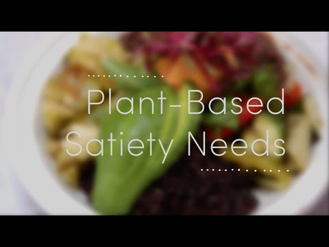 Miranda Hammer | Plant-Based Satiety Needs