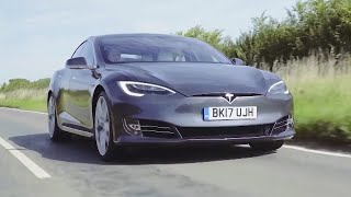 The Tesla Model S P100D | Chris Harris Drives | Top Gear