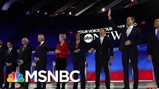 Joe Biden Helped At Debate By Extremes Of His Opponents | Morning Joe | MSNBC