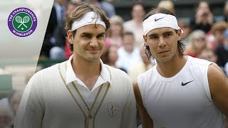 Roger Federer vs Rafael Nadal | Wimbledon 2008 | The Final in full