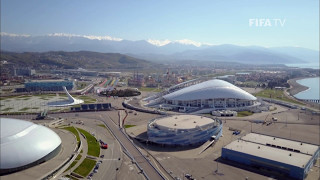 Russia 2018 Magazine: Sochi stadium opens