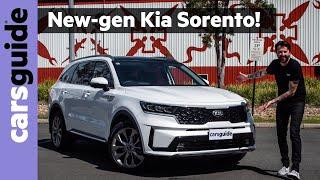 Kia Sorento 2021 review