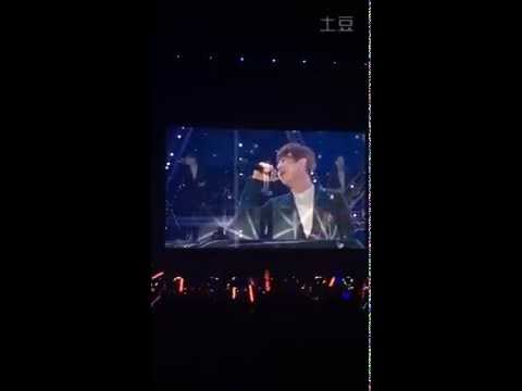 Fancam | 141018 Super Junior Kyuhyun - Group S - Doll @ SMTOWN Concert in Shanghai