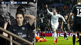 The Day Cristiano Ronaldo Impressed Kendall Jenner