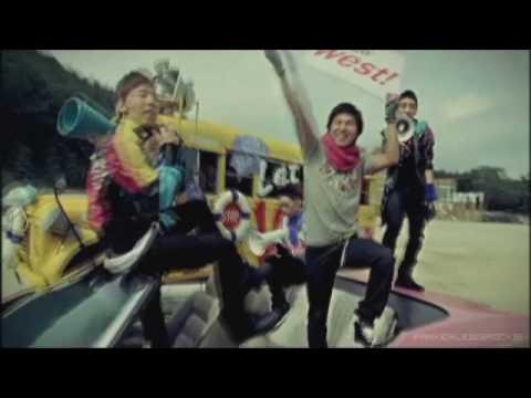 Big Bang - Sunset Glow MV (HD)