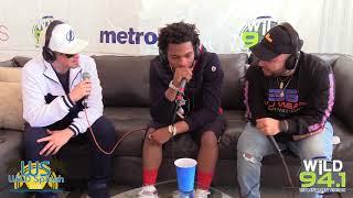 Lil Baby Exclusive Behind The Scenes WildSplash Interview