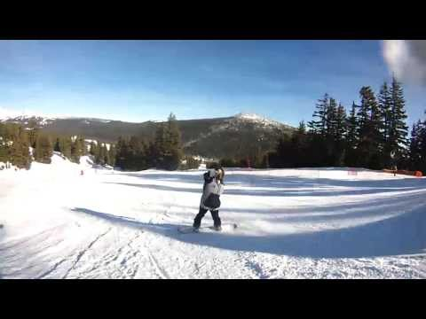 Mt Bachelor Excursion: Teaser
