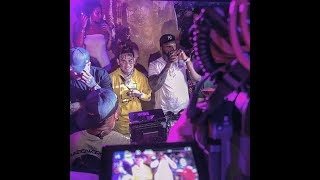 """50 Cent & 6IX9INE Celebrate The Release Of 50's New Drink """"Le Chemin Du Roi"""" In The Hamptons"""