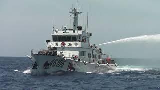 Phun vòi rồng - hành động ác ý của Trung Quốc trên biển